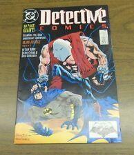 Detective Comics #598 (1989) very fine / near mint comic (80 Page Giant)
