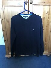 Tommy Hilfiger Sweater Small Navy Blue