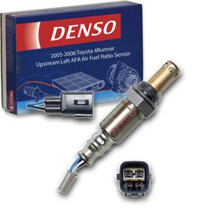 Denso Upstream Left Air Fuel Ratio Sensor for 2005-2006 Toyota 4Runner 4.0L sd