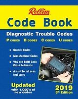 Rellim Diagnostic Code Manual 8th Edition 2019 with MPN RERCB8