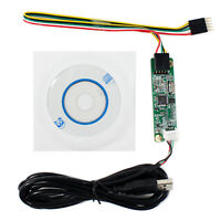 5 Wire USB Port Touch Panel Controller Card Touch Screen Driver Card