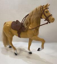 Vintage Mattel - 1980s - Barbie - Palomino Horse