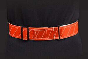 Jogalite Reflective Economy High Visibility Belt Red Color Run Bike Walk