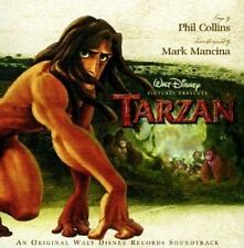 Tarzan (1999) Phil Collins, Mark Mancina.. [CD]