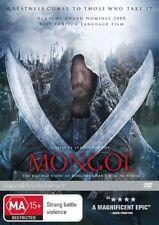 Mongol (DVD, 2008) Tadanobu Asano, Ying Bai, You Er