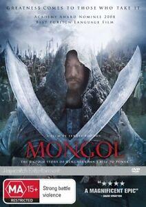 Mongol (DVD, 2008) Ying Bai, Deng Ba Te Er, Khulan Chuluun, Bao Di, You Er