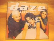 MAXI Single CD DAZE Superhero 4TR 1997 eurodance