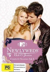 Newlyweds: Nick & Jessica - The Complete Seasons 2 & 3 (DVD) - Region 1