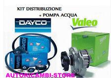 KTB342 KIT DISTRIBUZIONE DAYCO + POMPA ACQUA VW GOLF 4 IV 1.9 TDI 85KW 115CV