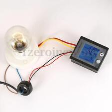 AC 260V 100A Digital Voltaje Amperímetro Voltímetro Medidor De Energía Potencia