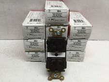 New Surplus Bryant P /& S  5861 Brown Single Pole AC-DC Switch 20 Amp