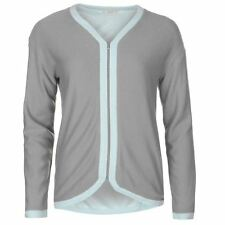 Zip Wool Blend Long Sleeve Women's Jumpers & Cardigans