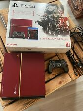 Console PS4 Metal gear solid V Phantom pain Playstation 4 MGS 5