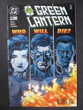 GREEN LANTERN (Vol 3) #74 DC Comics 1996 en Anglais