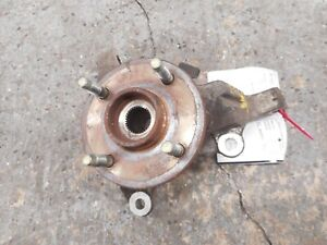 03-07 Saturn Ion Front Passenger Right Spindle Knuckle Hub OEM