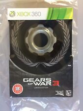 Gears of War 3  Limited Collector's Edition Microsoft Xbox 360 2011 088537032002
