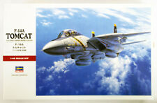 Hasegawa PT46 F-14A TOMCAT (US Navy Carrier Borne Aircraft) 1/48 Scale Kit