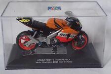 MOTO HONDA RC 211V World Champion 2003 VALENTINO ROSSI 1/22 PROTAR / ITALERI