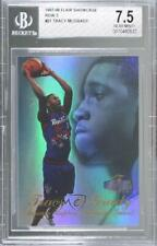 1997-98 Flair Showcase Row 3 Tracy McGrady #21 BGS 7.5 Rookie HOF