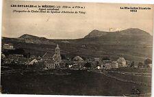 CPA  Les Estables et le Mézenc (Alt.1344m et 1754m) Aspect méridional.. (202890)