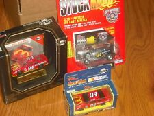 NASCAR Racing Champions #94 Bill Elliot Lot 2x 1/5000 LE Stock Rods 32 Ford +