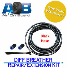 Diff Breather Repair or Extension Kit 106 AOB universal Tube black
