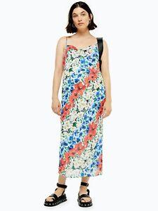 Topshop MATERNITY Floral Midi Dress