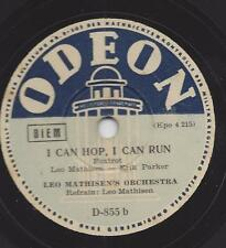 Leo Mathisen Orchestra : I can Hop, I can run + Music of the Night