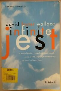 Infinite Jest by David Foster Wallace (1997, Trade Paperback)
