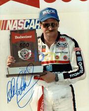 DALE EARNHARDT NASCAR 1993 BUDWEISER 500 Autographed Signed 8x10 photo reprint