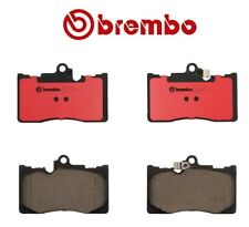 For Lexus GS350 GS430 GS450h IS250 Front Disc Brake Pad Set NAO Ceramic Brembo