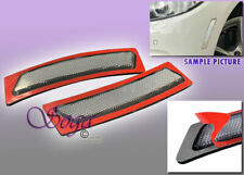 FOR 2014-2019 BMW F32 F33 F36 4-SERIES WHITE SIDE MARKER LAMPS BUMPER REFLECTOR