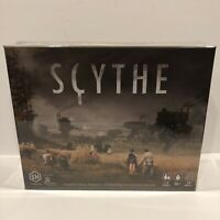 Scythe Alternative Universe Farming Miniatures Board Game Kickstarter