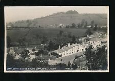 Gloucestershire Glos LITTLEDEAN Guest House Used 1941 RP PPC