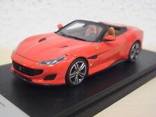 LookSmart - Ferrari Portofino Dach geöffnet - rot rosso Scuderia - LS480SF -1:43