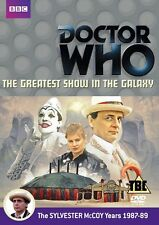 Doctor Who: The Greatest Show in the Galaxy [DVD] Sylvester McCoy as Dr Who*