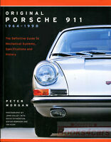ORIGINAL 911 PORSCHE BOOK MORGAN PETER 1964-1998