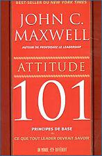 ATTITUDE 101 - JOHN C. MAXWELL