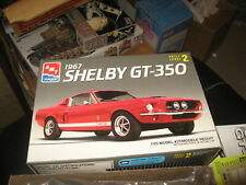 MIB 1967 Shelby GT-350 Model Kit by AMT ERTL in 1/25 scale from 1995
