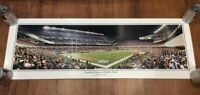 Chicago Bears Inagural Game at Soldier Field Poster