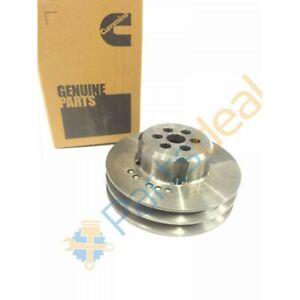 Genuine Cummins Pulley Crankshaft for QSB/ Isbe- 3957838