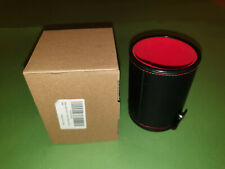 Bidear Leather Dice Cup with Storage Compartment *Excellent Condition*