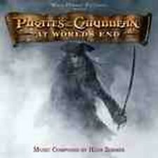 Pirates Of The Caribbean: At World's End (Soundtrack) (Hans Zimmer) (NEW CD)