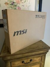 "MSI GL63 9SDK-879US 15.6"" Gaming Laptop i7-9750H 1660Ti 16GB 256GB SSD, NEW"