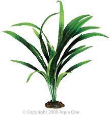 Aqua One A1-24136 Silk Plant African Onion 40cm For Freshwater Aquarium & Terrar