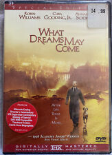 What Dreams May Come Dvd Brand New Robin Williams Cuba Gooding,jr