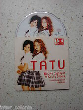 "5"" Tatu - 5 songs, Polish promo, card sleeve"