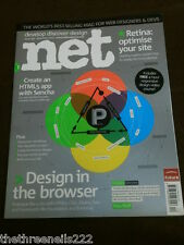 .NET MAGAZINE #235 - DESIGN IN THE BROWSER - DEC 2012