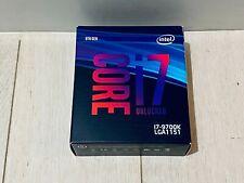 Intel Core i7-9700K Coffee Lake 8-Core 3.6 GHz (4.9 GHz Turbo) Desktop Processor