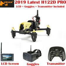 Hubsan H122D Pro X4 FPV Quadcopter 720P RC Storm Racing Drone+Goggles+ LCD RTF